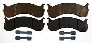 Disc Brake Pad Set-Semi-Metallic Front,Rear ACDelco Pro Brakes 17D786AM