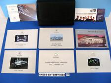 01 2001 Mercedes A208 CLK CLK320 CLK430 Convertible Owner Manuals Books Set F169