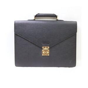 Louis Vuitton LV Business Bag M54422 Serviette Conseiller Black Epi 1529732