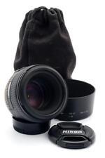 Nikon AF-S Nikkor 50mm F/1.4 G