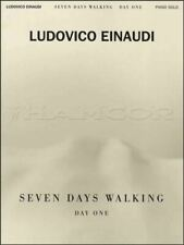 Ludovico Einaudi Seven Days Walking Day One Piano Solo Music SAME DAY DISPATCH