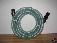 NUOVO Acqua Olio Carburante Serbatoio 4 metri di tubo flessibile rinforzato