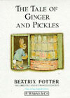 The Tale of Ginger and Pickles #18 by Beatrix Potter HBDJ 1995 OOP