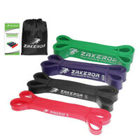 1pcs Resistance loop bands Strength fitness Gym exercise Yoga workout Pull up