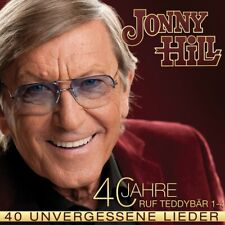 40 unvergessene Lieder - Hill Jonny 2x CD