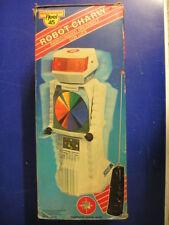ROBOT CHARLY radiocomandato direzionale luce REEL 45 con telecomendo FUNZIONANTE