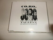 Cd   CO.RO. Featuring  Taleesa  – There's Something Going On / I Break Down And