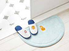 Kakao Friends Lion Korean Character Non-Slip Bathroom Kitchen Laundry Room Mat