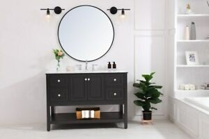 BLACK WALL SCONCE GLASS SHADE DINING ROOM BEDROOM BATHROOM LIGHTING LAMP 1 LIGHT