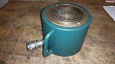 "DUFF NORTON RAM-PAC 100 Ton Hydraulic Cylinder 2"" Stroke equiv. ENERPAC RCS1002"