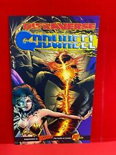 ULTRAVERSE Godwheel Wizard Magazine Exclusive Ashcan Mini Comic (1994) C6