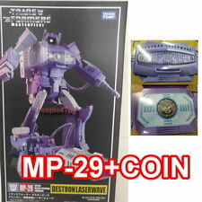Takara Shockwave Transformers & Robot Action Figures