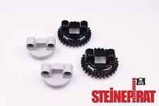 LEGO® 2x 99009 & 99010 ***NEU*** Set / Drehscheibe / Drehkranz 4652235 / 4652236