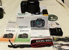 Canon 60D Body - 7690 Shutter Count