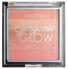 COLLECTION Gorgeous Glow Blush Block - Blushing Powder Brick