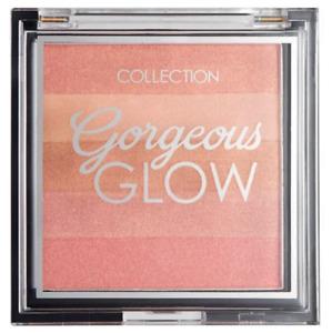 COLLECTION Gorgeous Glow Blush Block - Blushing Powder Brick