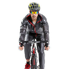 Outdoor Mountain Bicycle Waterproof Jacket Pants Rain Coat Men Raincoat Suit