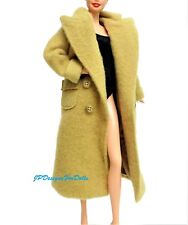 Barbie Ralph Lauren designed Overcoat New out of Box No Doll