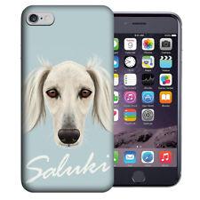 Mundaze Apple iPhone 6 Design Case - Saluki Dog Realistic Art Cover