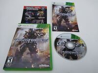 Transformers: Dark of the Moon (Microsoft Xbox 360, 2011 Complete Video Game