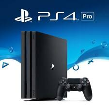 BRAND NEW SONY PLAYSTATION 4 LATEST PS4 PRO 1TB 4K CONSOLE Model 7016B IMPORTED