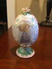 Precious Moments 1999 Easter Egg, 2 Available $7 Each