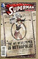 Superman #32-2014 nm+ 9.6 Bombshells Lucia Variant Cover DC 1st app Mister Oz