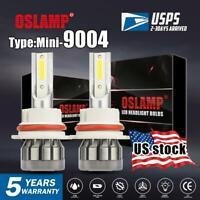 Oslamp 9004 HB1 LED Headlight Kit Hi/Lo Beam 1500W 225000LM Car Light Bulb 6000K