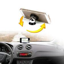 Support Universel Aimanté Rotatif  Pour Voiture Smartphone Tablette GPS PDA Neuf
