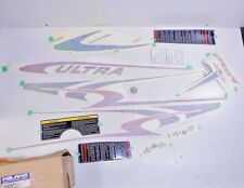 -2200658 96 1996 Indy Ultra SKS RMK 680 NOS Graphics Sticker Body Decal Set Kit