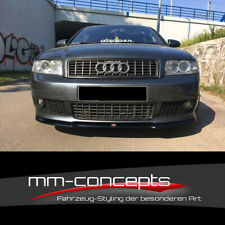 CUP Spoilerlippe CARBON für Audi A4 B6 S-Line Frontspoiler Spoilerschwert V1