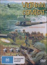 VIETNAM COMBAT - The MARINES & The NAVY - WAR Documentary DVD NEW SEALED
