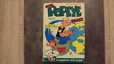 BD Souple : Super Popeye Géant n°2 - 1983