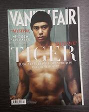 Vanity Fair Magazine February 2010 Tiger Woods Celebrity No 594