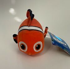 "Finding Dory 6"" Mini Plush Nemo Stuffed Animal Fish (New With Tags)"