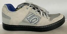 Five Ten 510 Mens Freerider MTB Mountain Bike Shoes Lace Up Size 10 US Gray