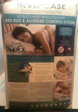 Leggett & Platt Invisicase Anti Bed-Bug Dust Mite Mattress Encasement COVER