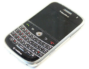 Blackberry 9000 - Vodafone Branding - ohne SIMlock - ohne Akku (Gebrauchsspuren)