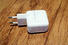 Genuine Apple USB Charger Power Adapter 10w Plug EU iPad Air iPhone A1357