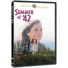 SUMMER OF 42. Gary Grimes, Jennifer O'Neil (1971) UK compatible. New sealed DVD.
