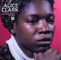 ALICE CLARK THE COMPLETE STUDIO RECORDINGS 1968-1972 * NEW VINYL