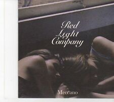 (EY572) Red Light Company, Meccano - 2008 DJ CD