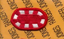 US Army 326th Engineer Bn 101st Airborne para oval patch m/e
