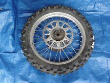 Honda CR125 CR125R Rear Wheel Rim Hub 1990 1991 1992 1993 1994