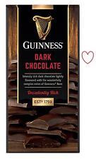 Guinnes foncé barre de chocolat 90 g