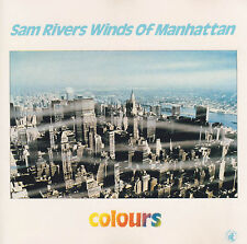 SAM RIVERS WINDS OF MANHATTAN - COLOURS (1983) Soul Note, CD, wie neu