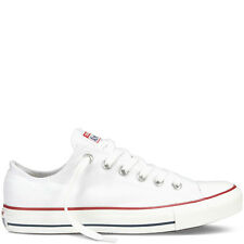 Converse All Star Low White Canvas PUMPS UK 7 EU 40 Js40 65