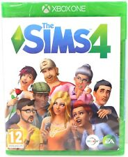 Microsoft Xbox One The Sims 4 Video Console Game New Sealed