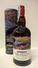 GLENFARCLAS SPRINGS MATURED IN SHERRY CASK 70CL 46%VOL CON BOX
