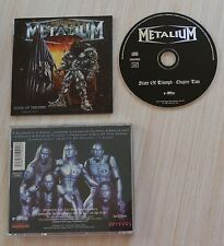 CD STATE OF TRIUMPH CHAPTER TWO - METALIUM 11 TITRES 2000